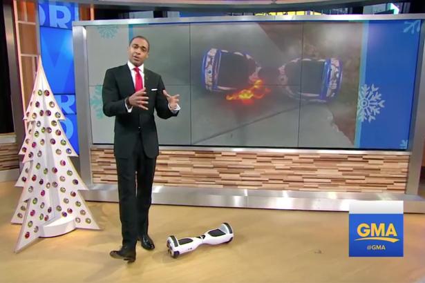 美国媒体是怎么评价扭扭车爆炸的-唯轮网