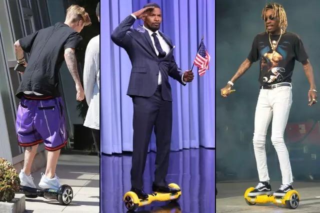 扭扭车:一个中国的山寨发明把欧美时尚界逼疯了-唯轮网