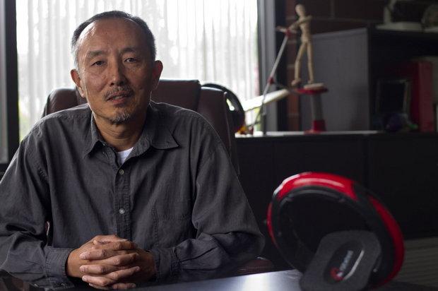创始人Shane Chen未来要做独轮车中的苹果-唯轮网