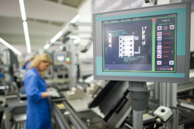 参观完西门子未来工厂,才知道中国工业与德国差距之大!