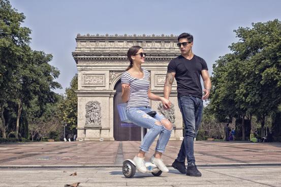 除了酷炫,电动平衡车与滑板车凭什么占领市场?-唯轮网