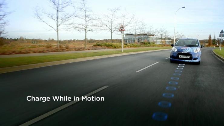 高通研发新技术:让电动汽车边行驶边充电-唯轮网