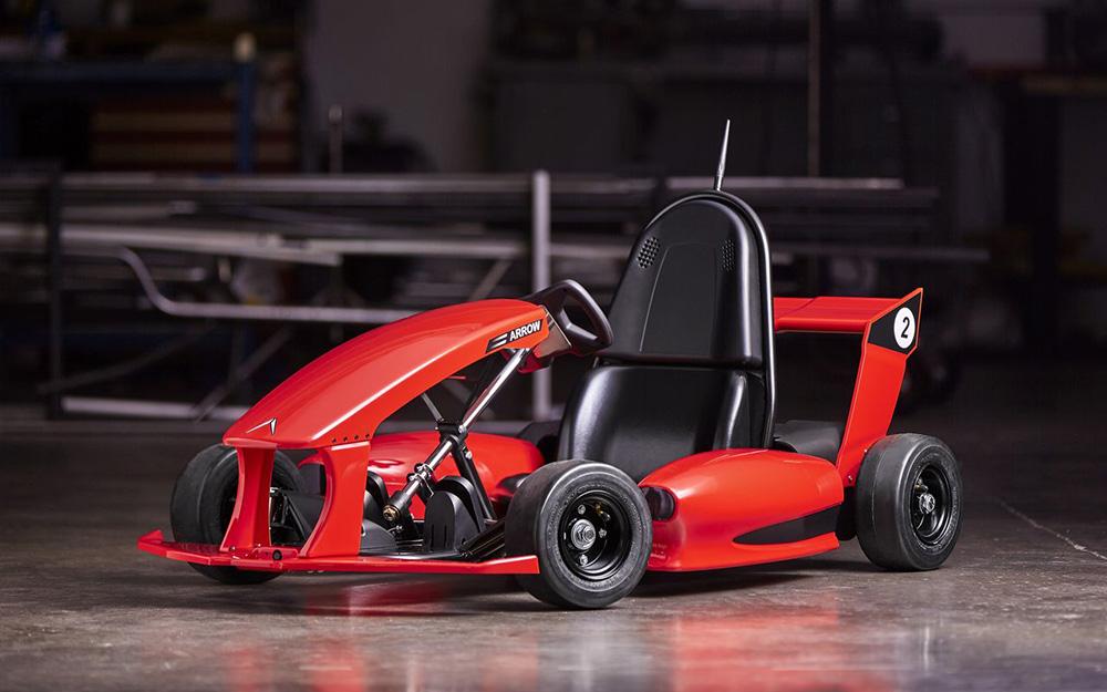 买了这台车,你的孩子可能是下一个 F1 冠军-唯轮网
