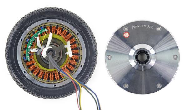 【拆解】美国的Swagway扭扭车用的什么配置?-唯轮网