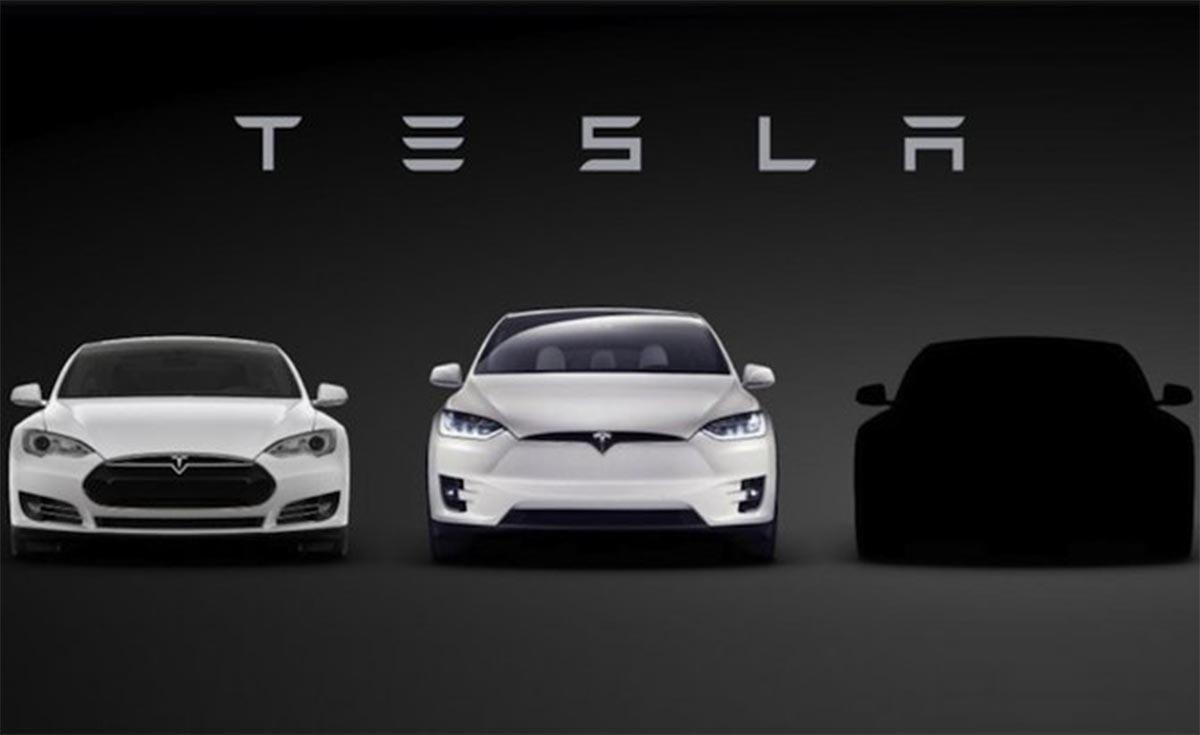 """这张图片内是那台""""低价亲民""""特斯拉 Model 3 吗?-唯轮网"""