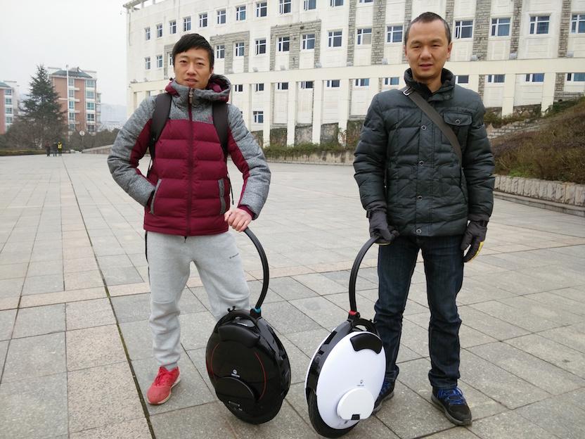 爱轮俱乐部郭长青:我为什么把平衡车卖给小孩子
