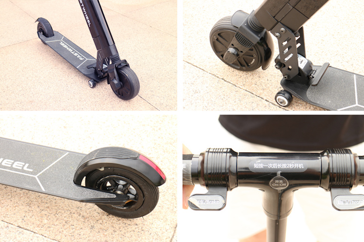 【Wheelive测评】快轮 Fastwheel F0 标准版工程车初体验-Wheelive唯轮网