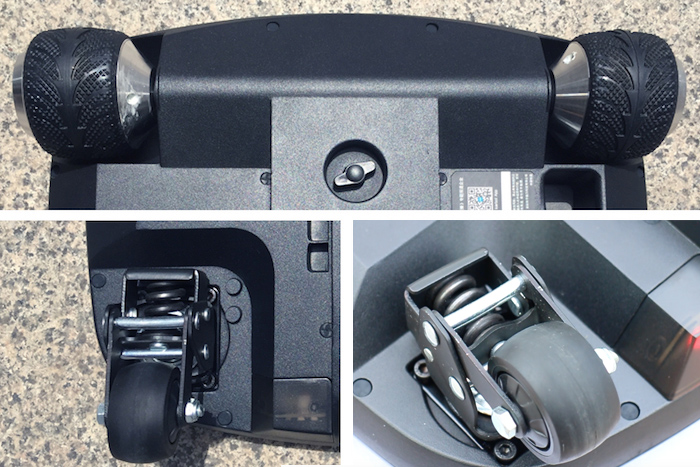 【Wheelive测评】飞轮威尔 F-wheel 小i云车 icarbot 深度测评-唯轮网