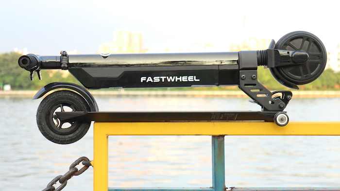 【Wheelive测评】快轮F0量产版首发开箱+深度体验