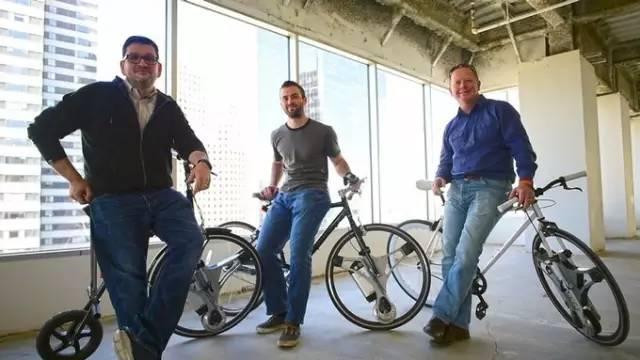 GeoOrbital Wheel 它从新定义了自行车-骑行者