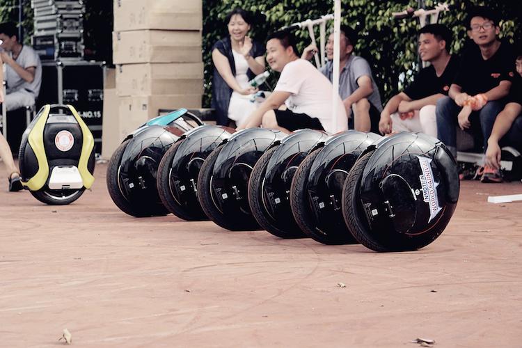 【Wheelive视野】3分钟视频精华浓缩 | 全球花样平衡车大赛深圳站-唯轮网