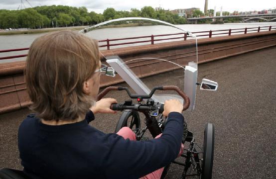 Bio-Hybrid:电动自行车与电动汽车的杂交-唯轮网