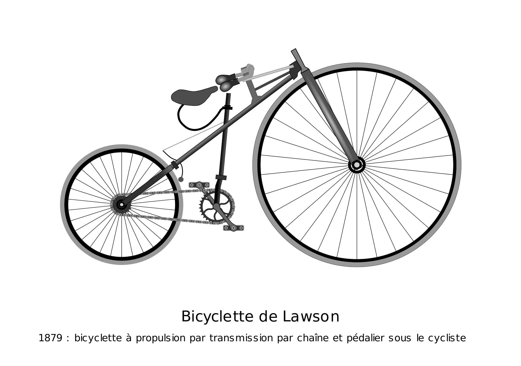 短途代步工具的未来(一)百年自行车-唯轮网