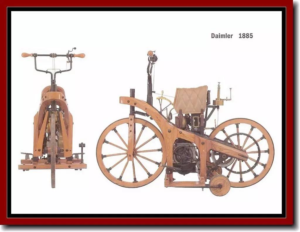 【原创专题】短途代步工具的未来(二)摩擦摩擦的摩托车