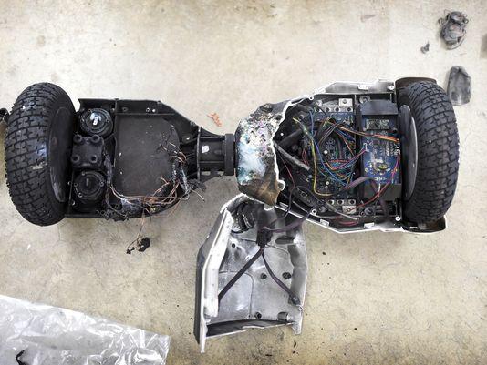 扭扭车起火,烧了8岁女孩的卧室-唯轮网