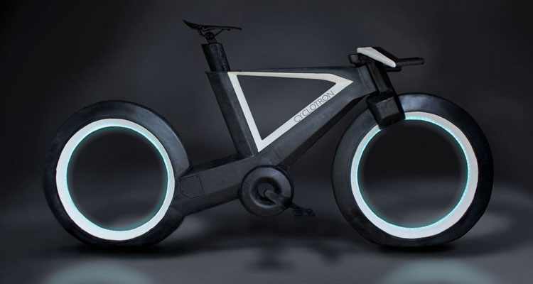 Cyclotron这辆智能自行车能把整条街的逼格提高一个档次-唯轮网