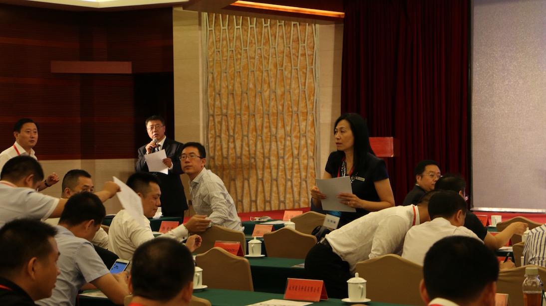【图解】中国机电商会电动平衡车分会在京成立,团体标准制定正式启动-Wheelive唯轮网