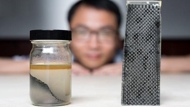 新发现,碳纤维可以回收利用