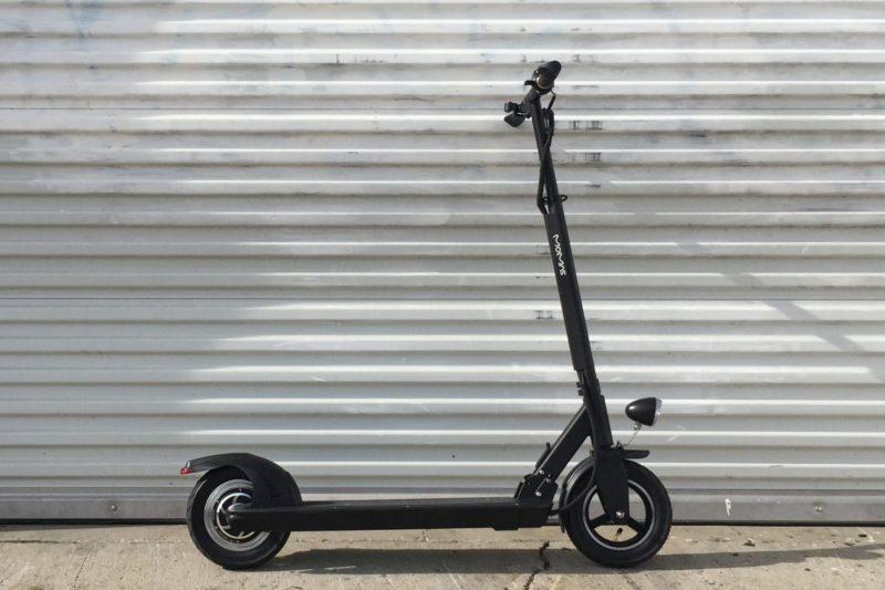 电动滑板车的法律监管空白?