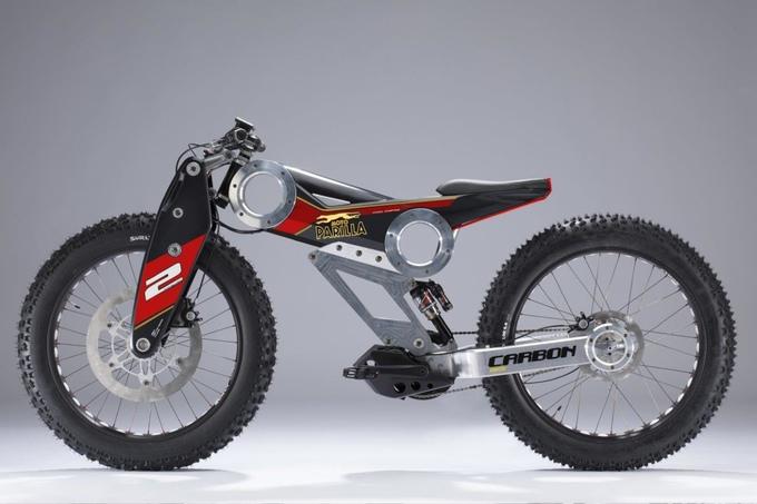 狂野粗暴,Carbon SUV eBike是电动自行车中的战斗机-唯轮网