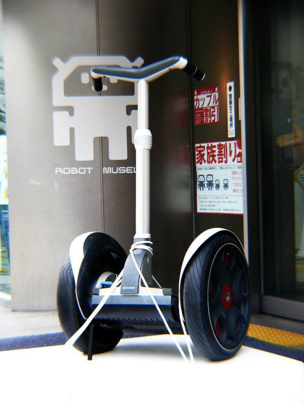 短途代步工具的未来(三)发展不平衡的平衡车-唯轮网