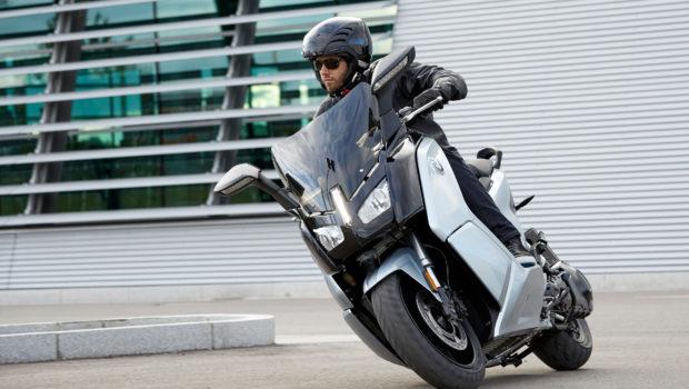 逼格战斗机,宝马牌电动摩托车C Evolution