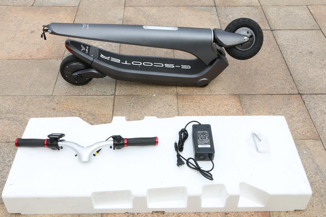 【Wheelive测评】乐和L1音乐滑板车全方位测评-唯轮网