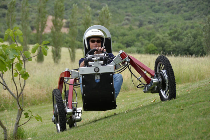 【Wheelive视野】创造力突破天际,代步工具还能这样玩-唯轮网