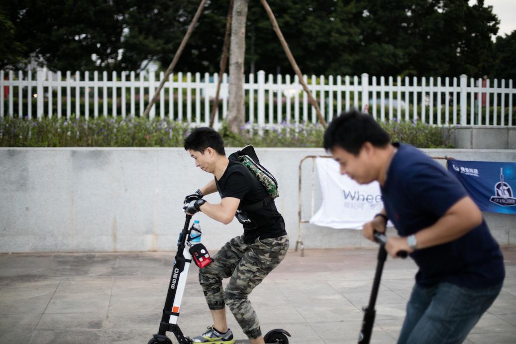 【图记】周日唯轮网与快轮广州同城会活动-Wheelive唯轮网