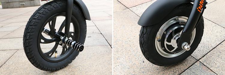 【Wheelive测评】inmotion乐行天下P1 微电动车全方位测评-唯轮网