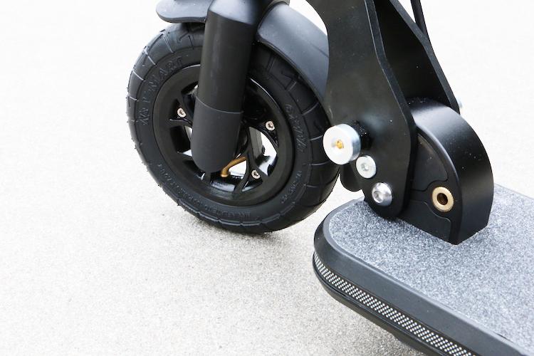 【Wheelive测评】激战滑板车地铁侠基础版,开箱体验-唯轮网