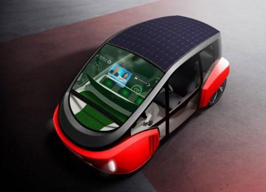 Rinspeed公司发布绿洲电动自驾车概念-唯轮网
