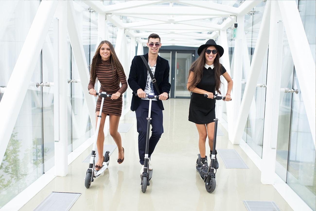 福布斯:为什么说电动滑板车可能是公共交通的革命?-唯轮网