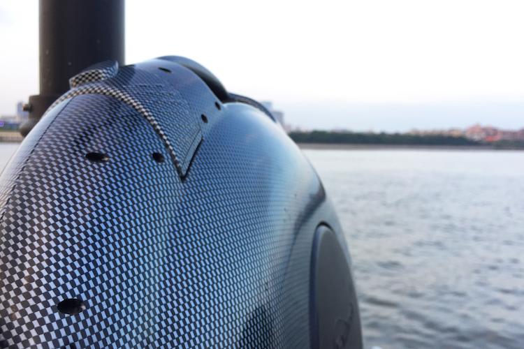 【Wheelive测评】飞轮威尔新海豚系列 D5-S 电动独轮车-Wheelive唯轮网