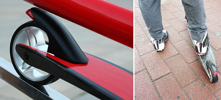 【Wheelive测评】ET MINI碳纤维电动滑板车-Wheelive唯轮网