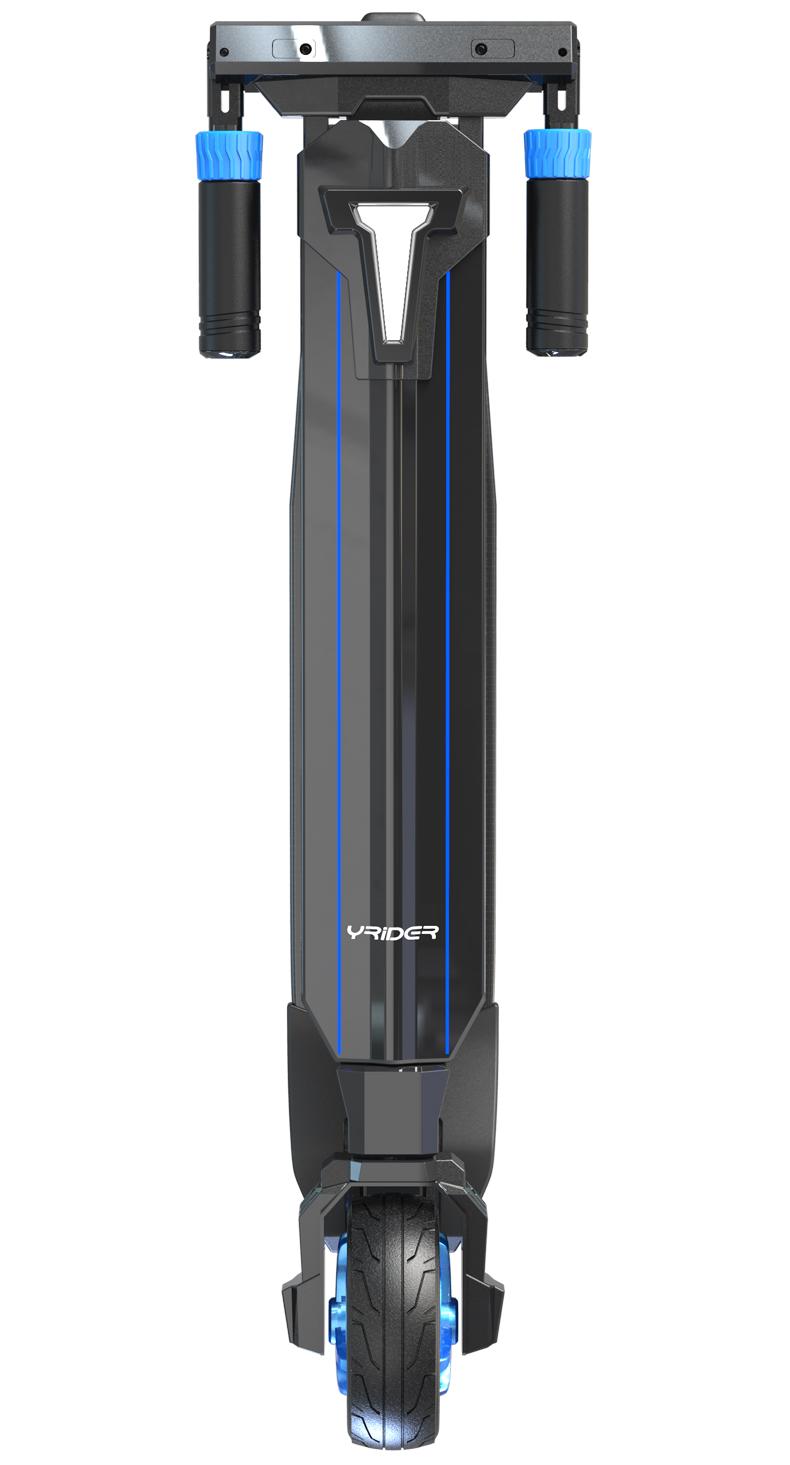 可以立着走,这款跟变形金刚一样的滑板车有什么黑科技?-唯轮网