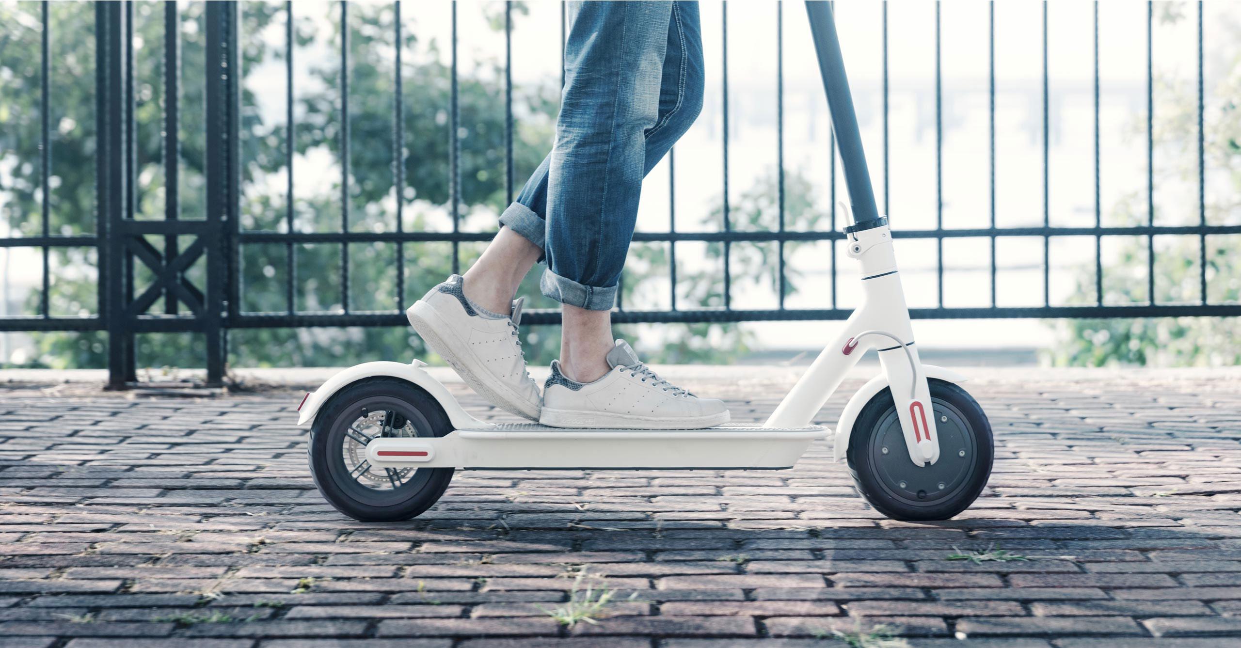 小米如期发布了一款电动滑板车,有亮点吗?-唯轮网