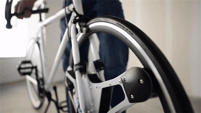 把自行车变成电动自行车,你只需要这个轮子。-Wheelive唯轮网