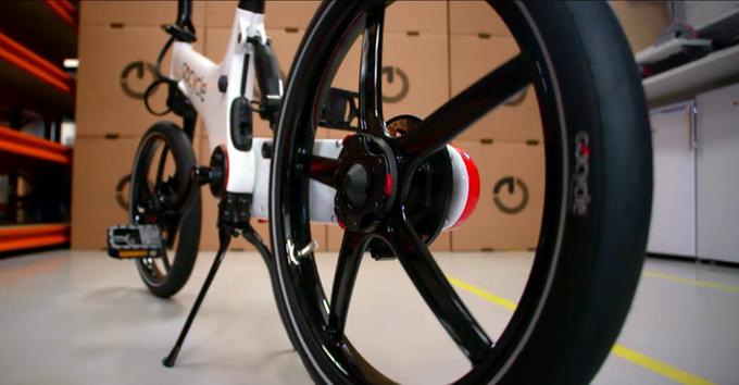 科技的奢华,Gocycle发布第四代电动自行车,售价2万6起步-唯轮网