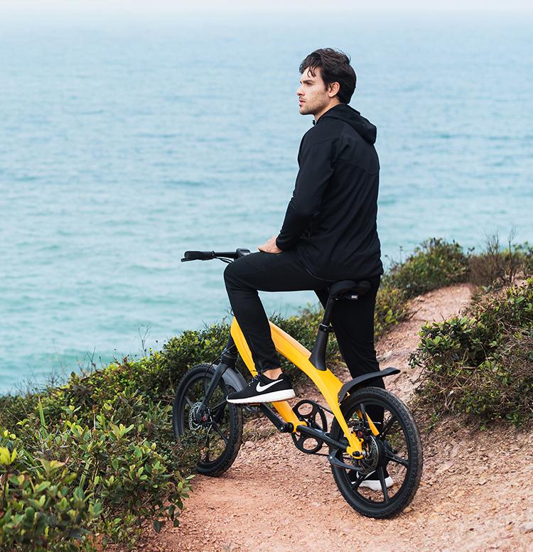 【乐和】S1电动助力自行车-唯轮网