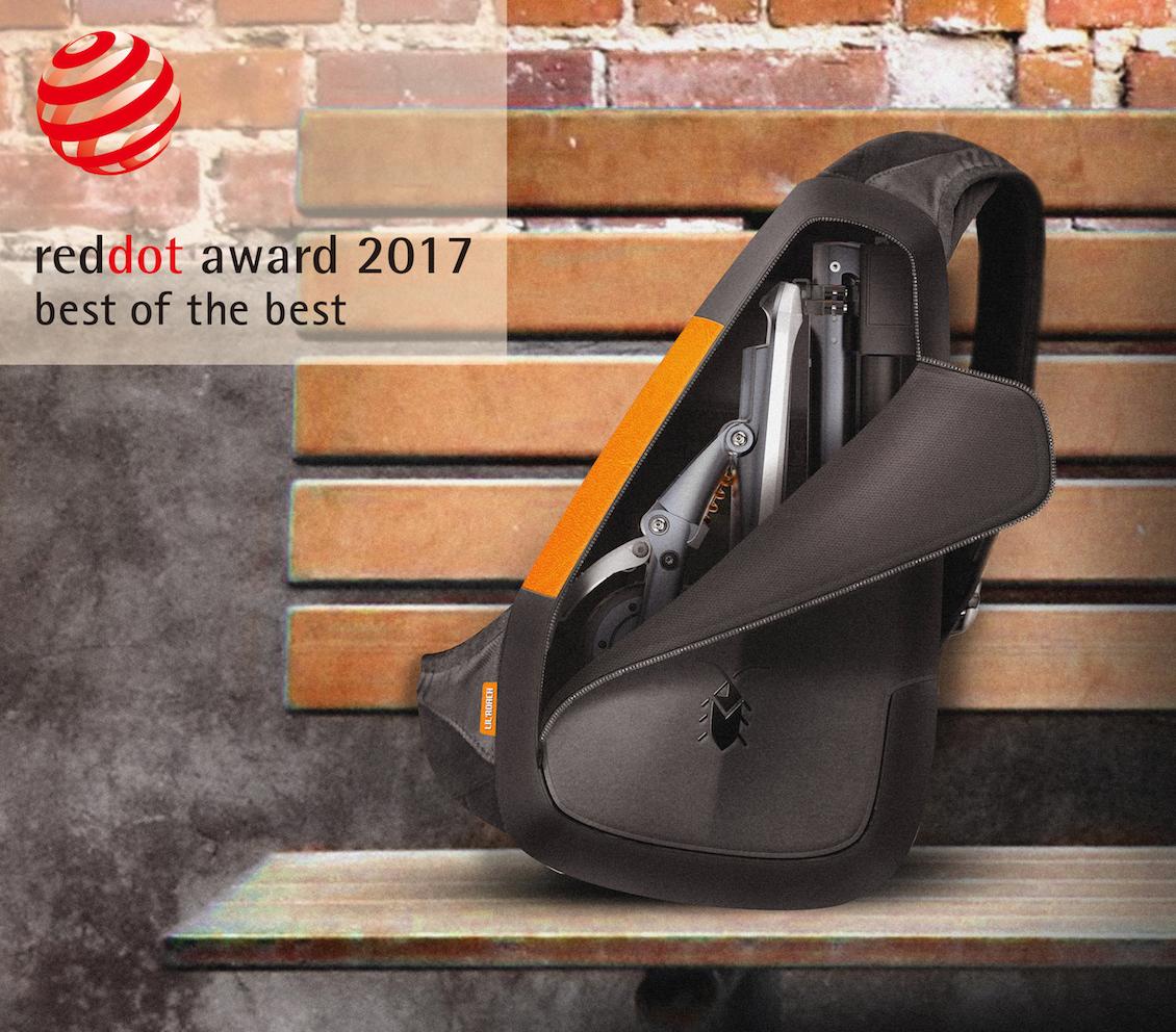 鼎鼎大名的德国设计红点奖是怎样的?细数短途代步行业几个获得设计大奖的产品。