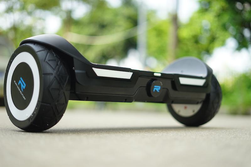 要颜值,又要性能,还要有实用性的平衡车,有吗?有!