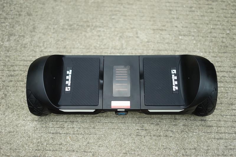 【Wheelive测评】颜值、性能以及实用建波的重量级小钢炮瑞萌威平衡车(草稿预览)-唯轮网