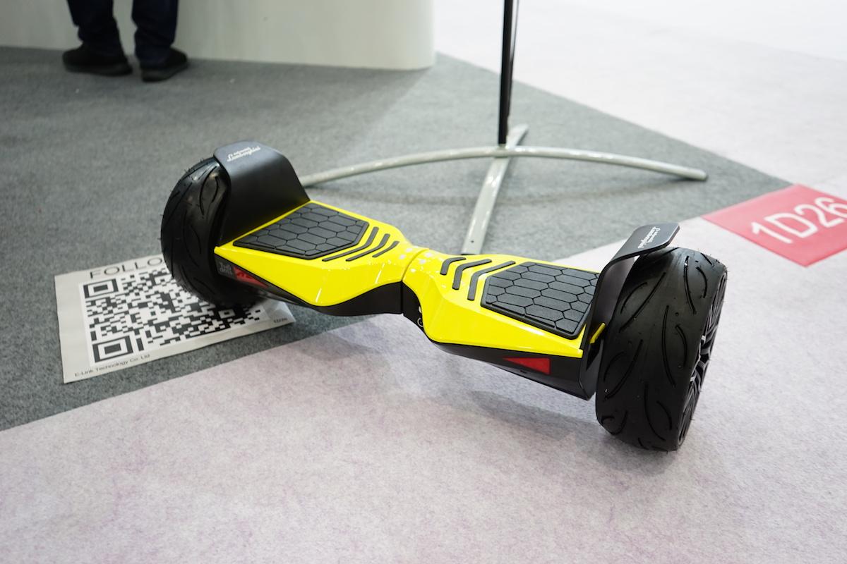 【Wheelive视野】智能代步行业在香港环球资源消费电子展-唯轮网