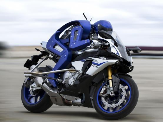 总是点错科技树的雅马哈,造的电动摩托车是这样的-唯轮网