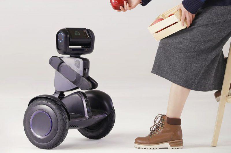 交付机器人兴起,平衡车厂商加入战局-唯轮网