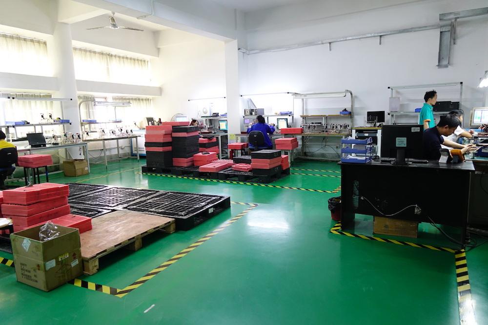 汇业电子的自动化生产线,智能代步产品电池组是这样生产出来的-唯轮网