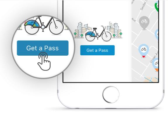 继美国的共享滑板之后,福特推出共享电动单车Gobike,在旧金山试运行。-唯轮网