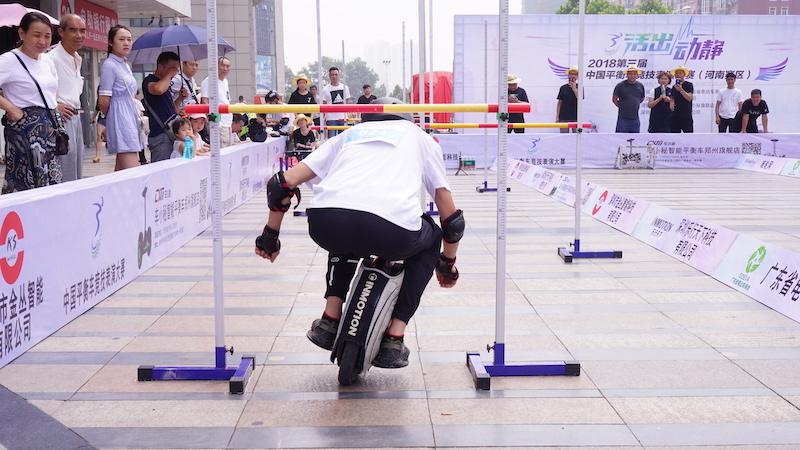 第三届中国平衡车竞技表演大赛第三站河南郑州,精彩不停!-唯轮网