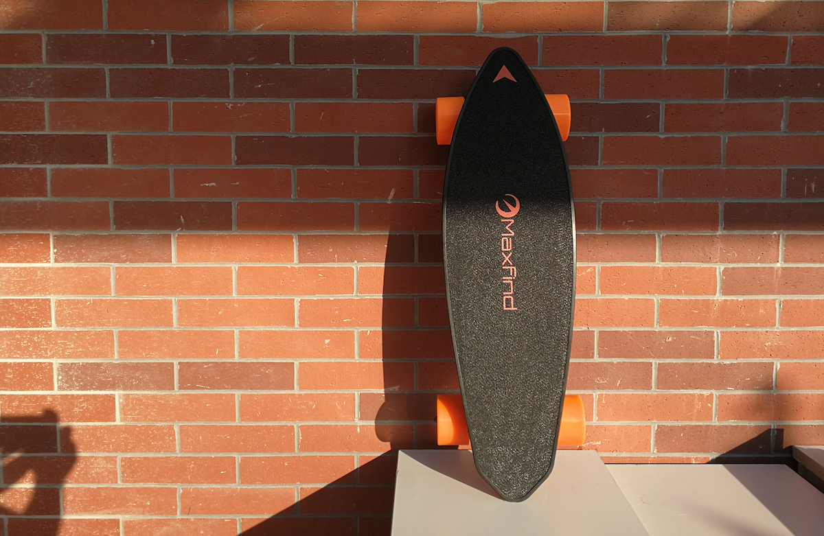 Review: Maxfind Max 2 Electric Skateboard \u2013 Wheelive